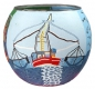 Mobile Preview: Teelichtglas CUP Fischerboot II Kutter