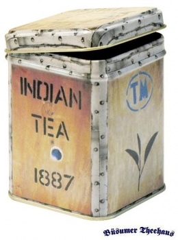 Teedose Tea Chest 100g