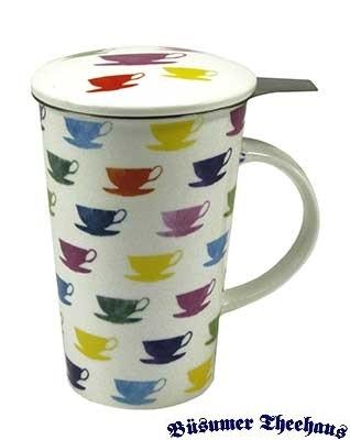 Teetasse Mit Sieb teetasse mit sieb tassen büsumer theehaus