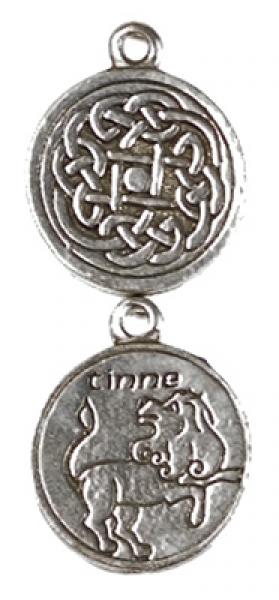 Tinne Keltische Astrologie Amulette und Anhänger